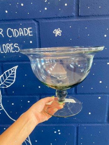Taça de vidro atenas