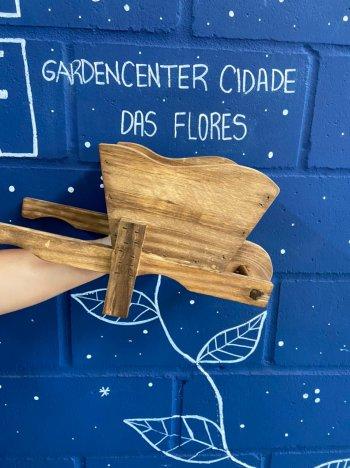 Carriola madeira