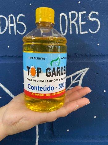 Óleo de citronela Top Garden 500ml