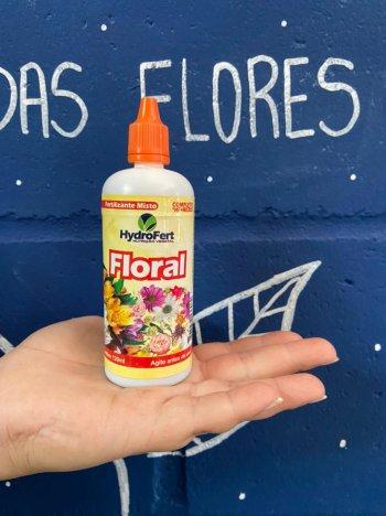 Hydrofert Floral 120ml (n-00/p-14/k-13)
